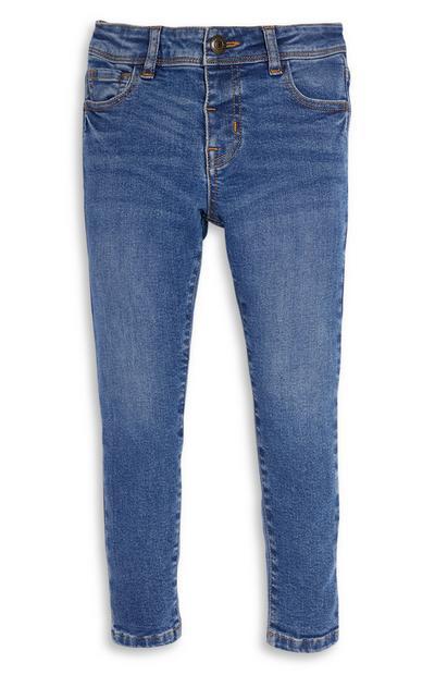 Younger Boy Skinny Blue Denim Jeans