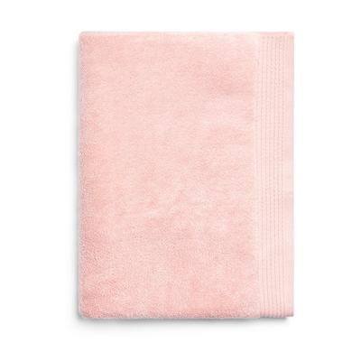 Pink Ultra Soft Xl Bath Sheet