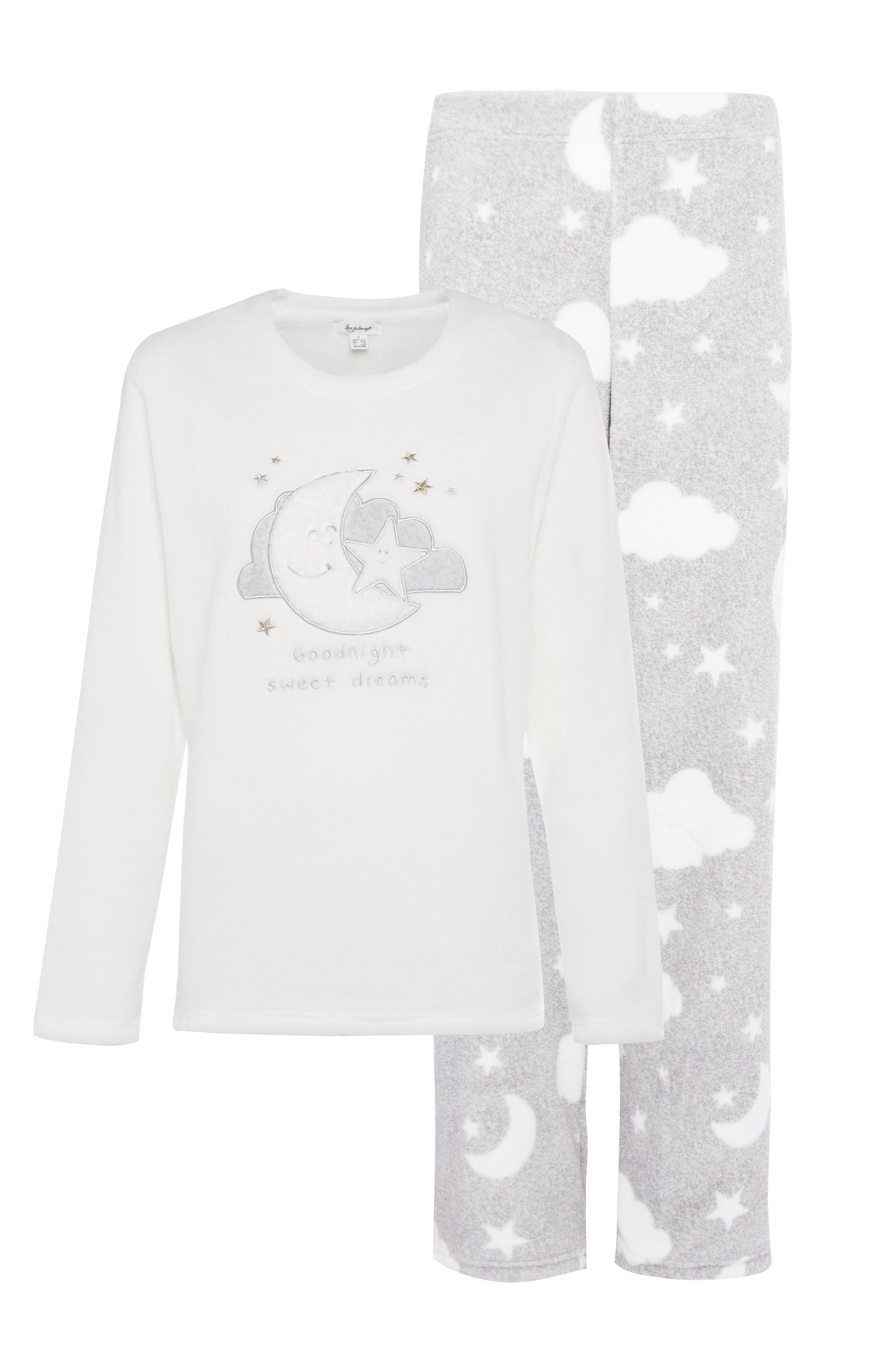 damen aristocats pj set disney marie pyjamas primark vest