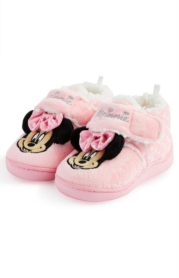 """""""Minnie Maus"""" Hausschuhe (kleine Mädchen)"""