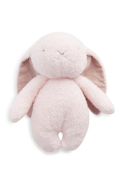 Baby Classic Pink Rabbit Plush Toy