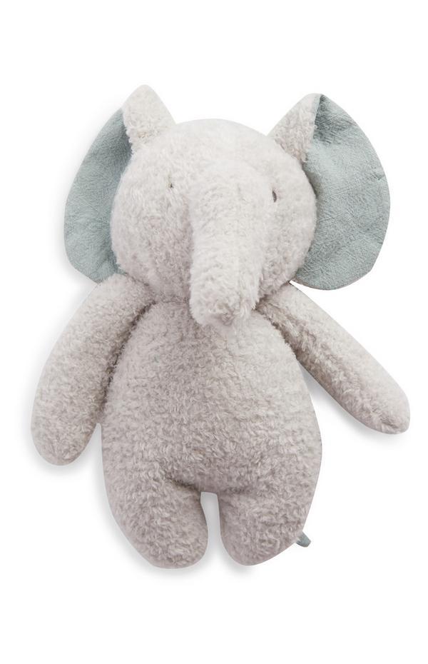 Baby Classic Elephant Plush Toy