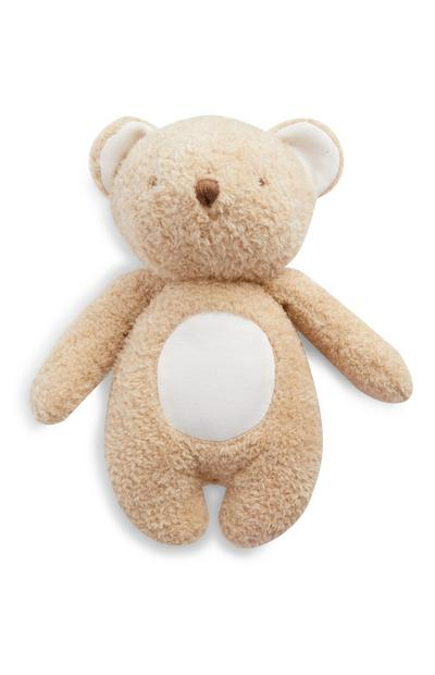 Baby Classic Brown Bear Plush Toy
