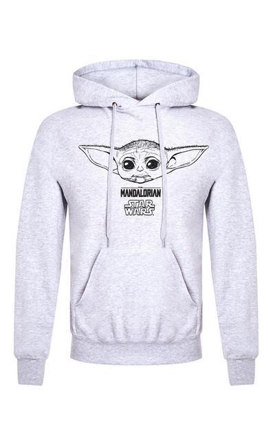 Baby Yoda Sketch Hoodie
