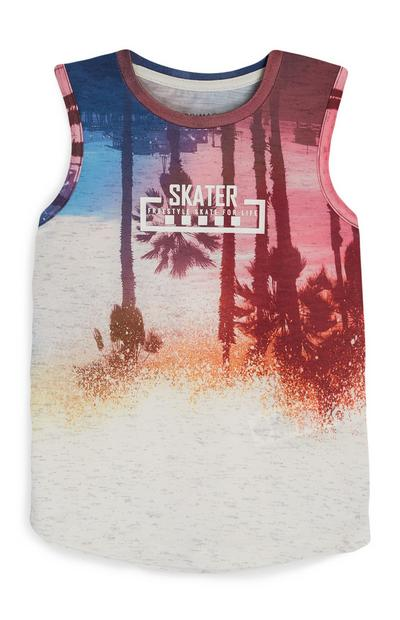 Younger Girl Skater Vest