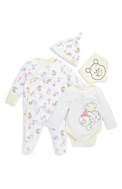 Komplet za novorojenčke Winnie The Pooh