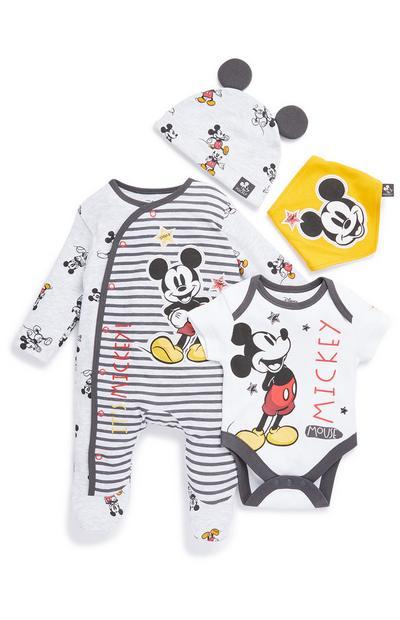 Baby Boy Mickey Mouse Starter Set