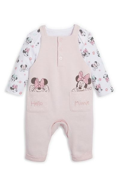 Babyset Minnie Mouse