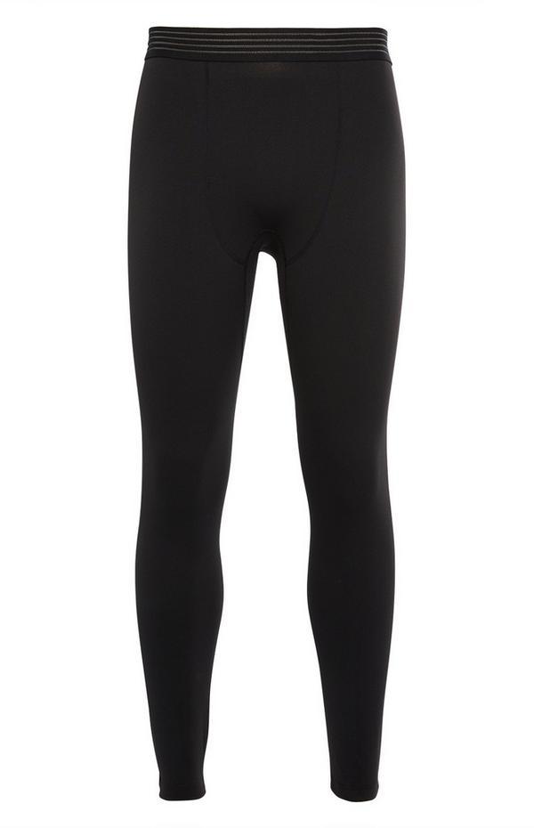 Black Running Leggings