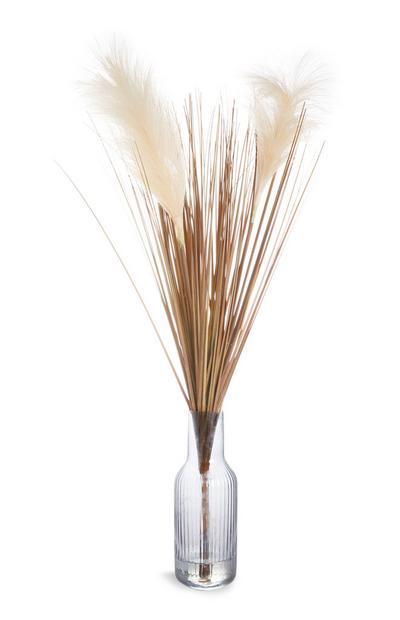 Pampass Grass In Vase