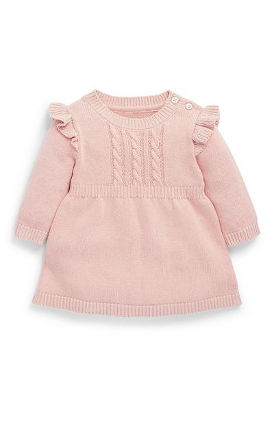 Baby Girl Frill Dress And Tights