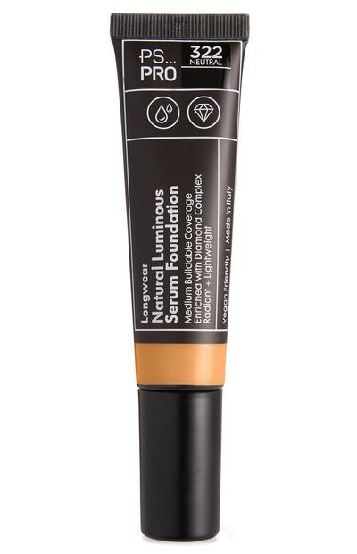 PS Pro Longwear Natural Luminous Serum Foundation 322 Neutral