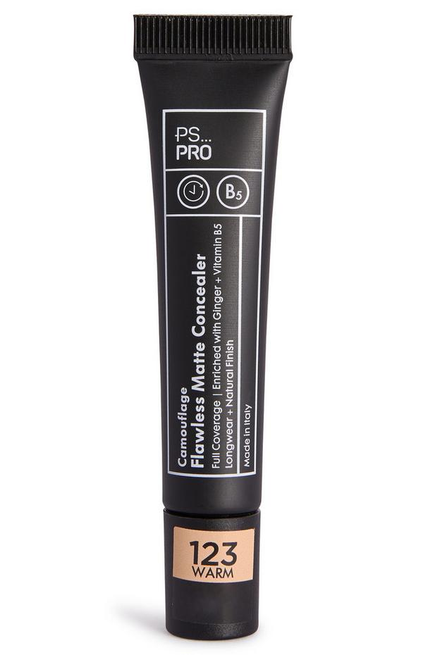 PS Pro Camouflage Flawless Matte Concealer 123 Warm