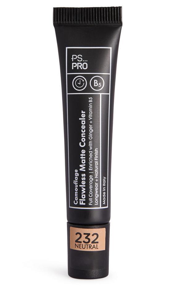 """""""PS Pro 232 Neutral"""" Matter Camouflage-Concealer für einen makellosen Teint"""