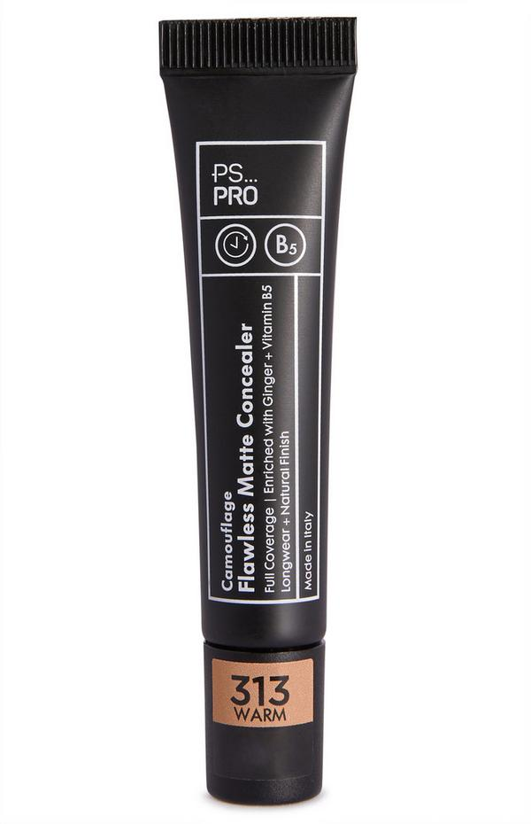 PS Pro Camouflage Flawless Matte Concealer 313 Warm