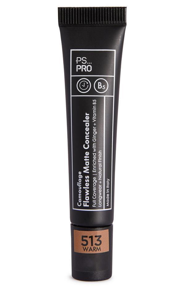 """""""PS Pro 513 Warm"""" Matter Camouflage-Concealer für einen makellosen Teint"""