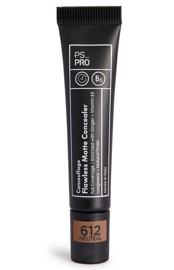 PS Pro Camouflage Flawless Matte Concealer 612 Neutral