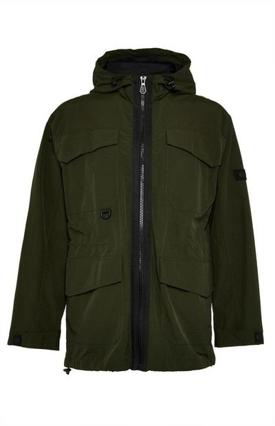 Utility Lightweight Parka Coat