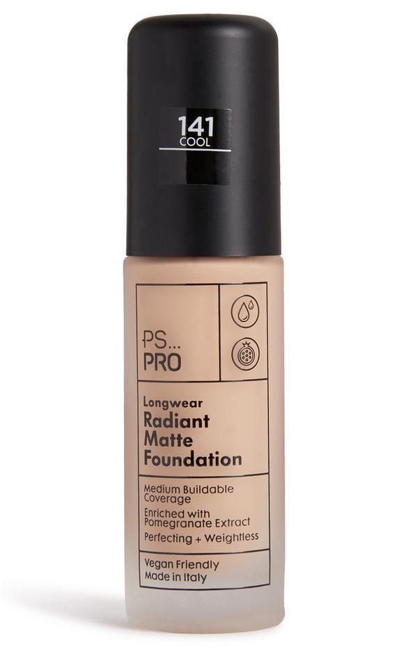 PS Pro Longwear Radiant Matte Foundation 141 Cool