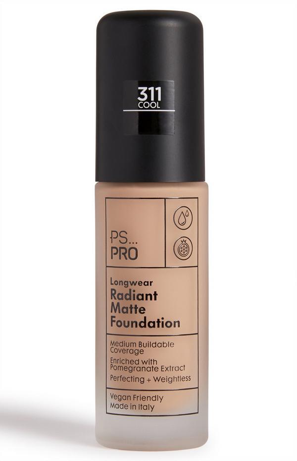 """""""PS Pro 311 Cool"""" Lang anhaltende Foundation für einen strahlend matten Teint"""