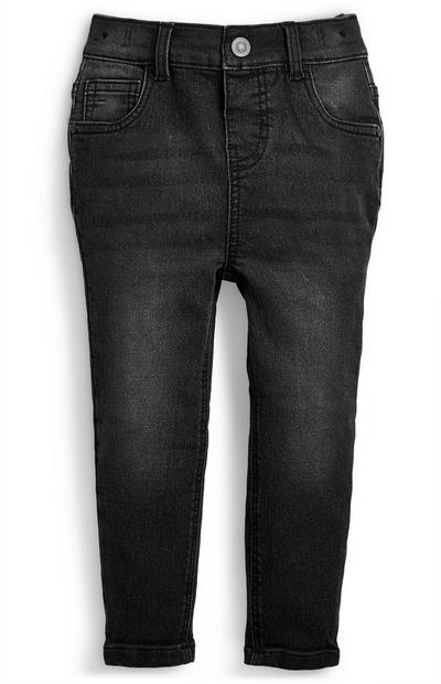 Baby Boy Black Skinny Jeans