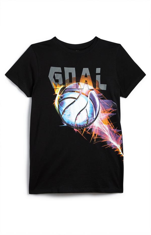 """Goal"" T-Shirt (Teeny Boys)"