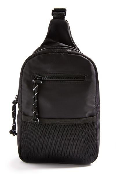Sac chest bag noir