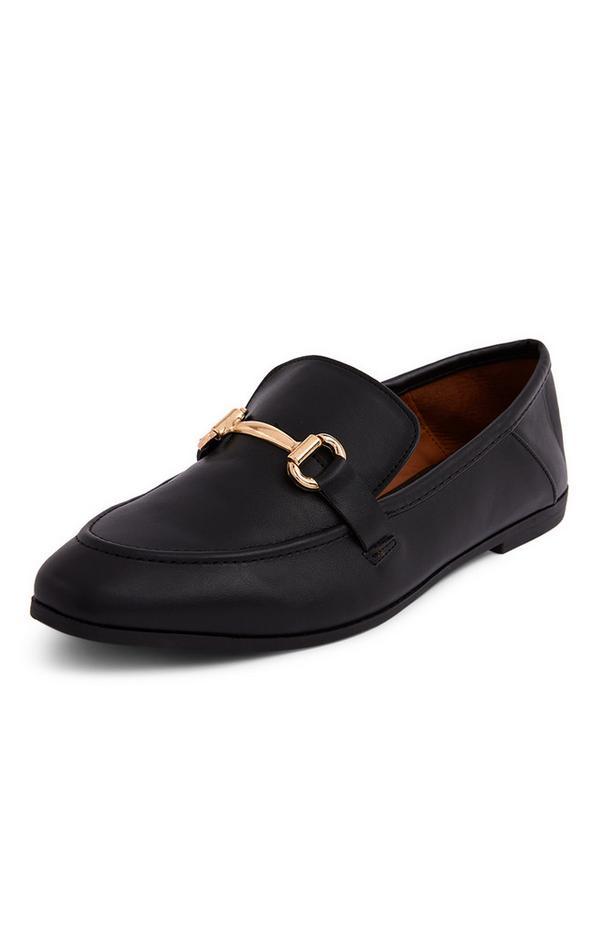 Elegante Loafer in Schwarz