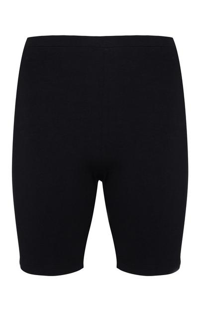Black Cycling Shorts