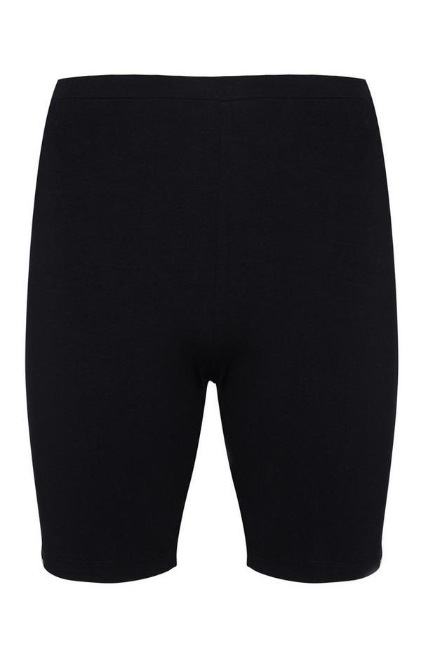 Short cycliste noir