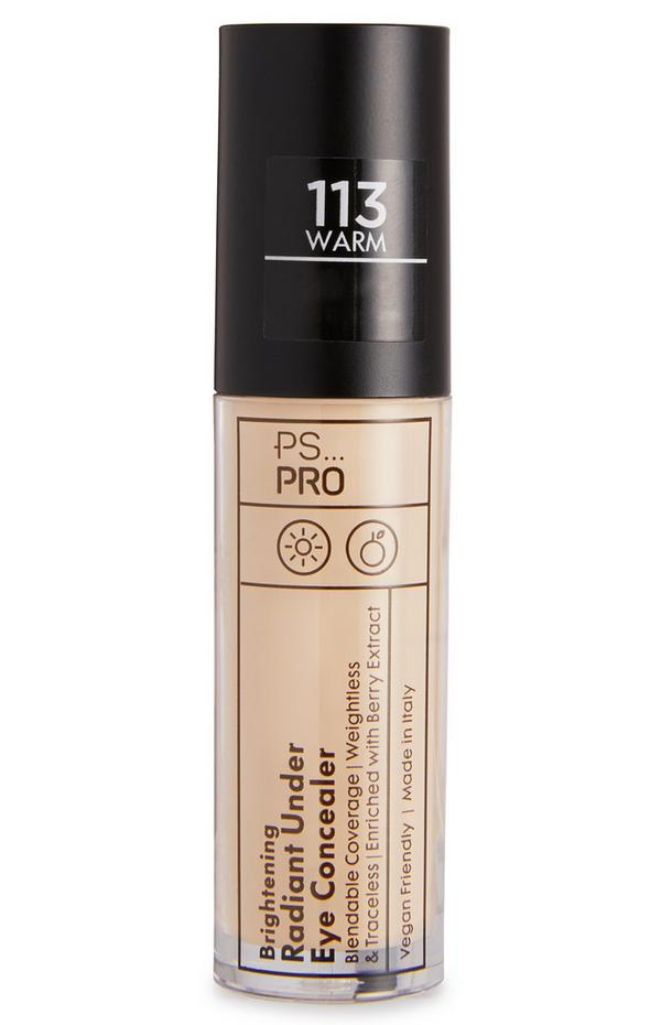 PS Pro Brightening Radiant Under Eye Concealer 113 Warm
