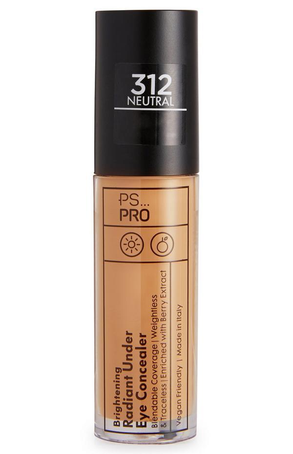 PS Pro Brightening Radiant Under Eye Concealer 312 Neutral
