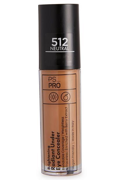 PS Pro Brightening Radiant Under Eye Concealer 512 Neutral