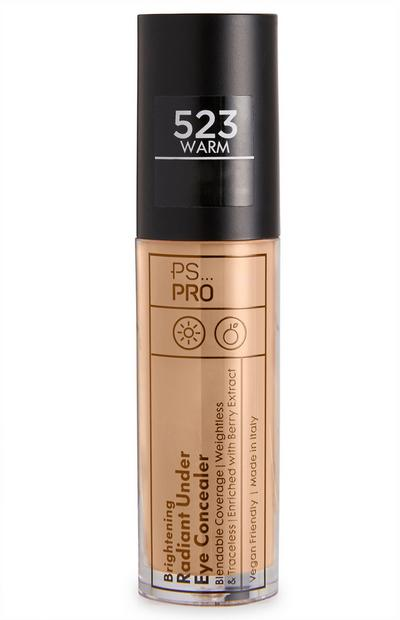 PS Pro Brightening Radiant Under Eye Concealer 523 Warm