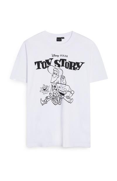 Toy Story White T-Shirt