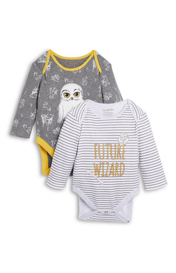 Baby Harry Potter Bodysuits 2 Pack