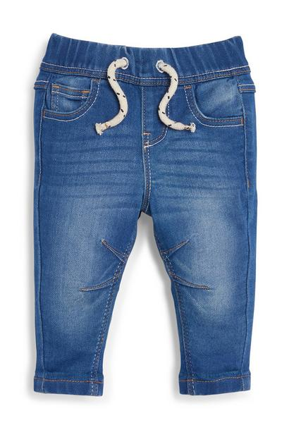 Baby Boy Jersey Jogger Jeans