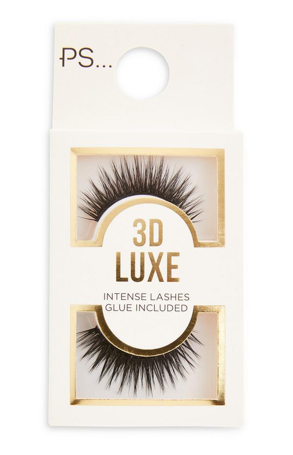 Pestañas postizas «PS 3D Luxe»