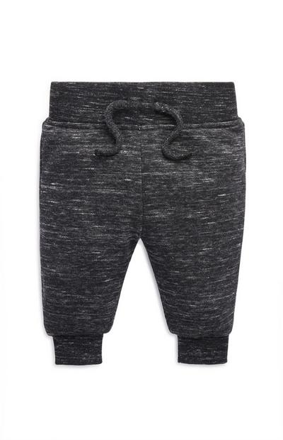 2-Pack Baby Boy Gray Heather Joggers