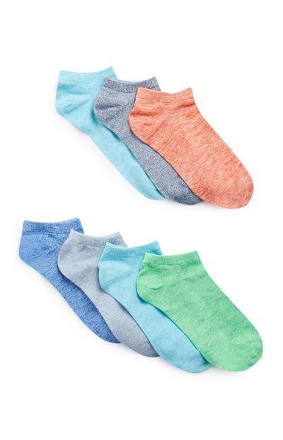 Boys Grindle Socks 7 Pack