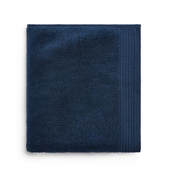 Navy Ultra Soft Bath Towel
