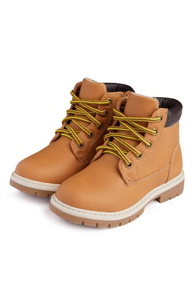 Younger Boy Worker Boots