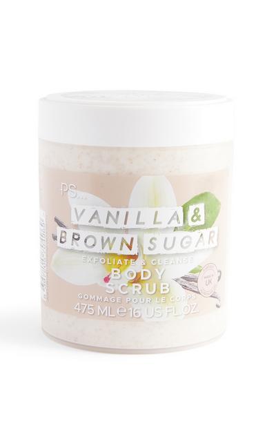 Esfoliante corporal PS Vanilla and Brown Sugar
