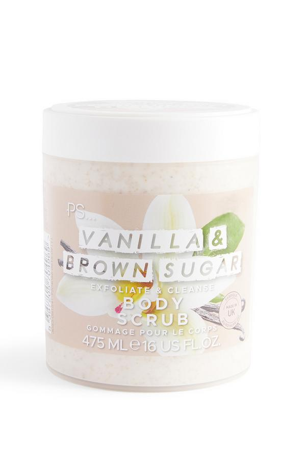 PS Vanilla And Brown Sugar Exfoliate And Cleanse Body Scrub
