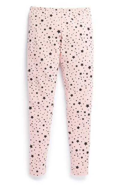 Leggings mit Sternen (Teeny Girls)