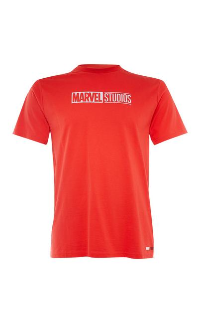 T-shirt color corallo Avengers Marvel Studios