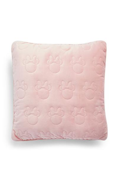 Pink Minnie Mouse Pinsonic Cushion