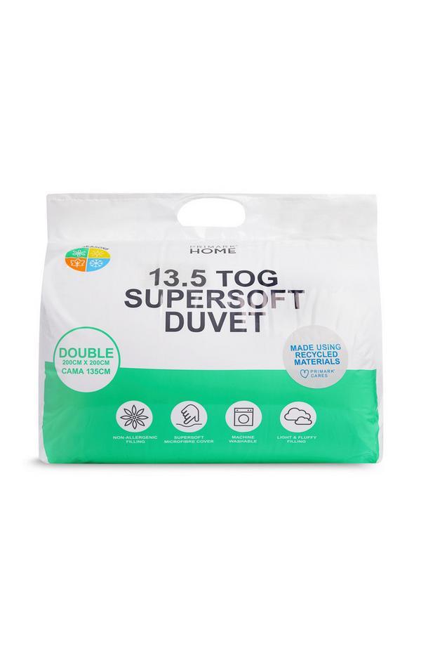 13.5 Tog Supersoft Duvet