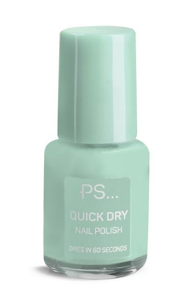 PS Mint Green Quick Dry Nail Polish