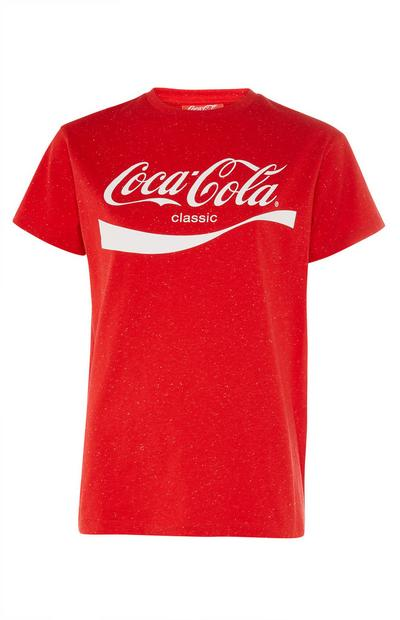 Coca-Cola T-Shirt in Red